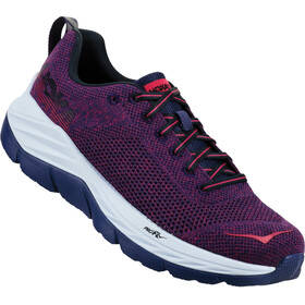 Hoka One One Mach Running Shoes Women blue ribbon/sky blue
